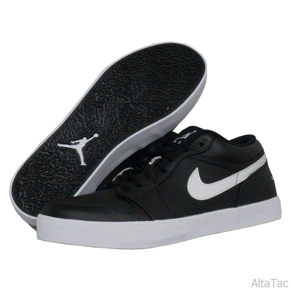 Nike Jordan Nike Air AJ V.2 LTR Low Top Sneakers Basketball Shoes ? Black - 584794 at Sears.com