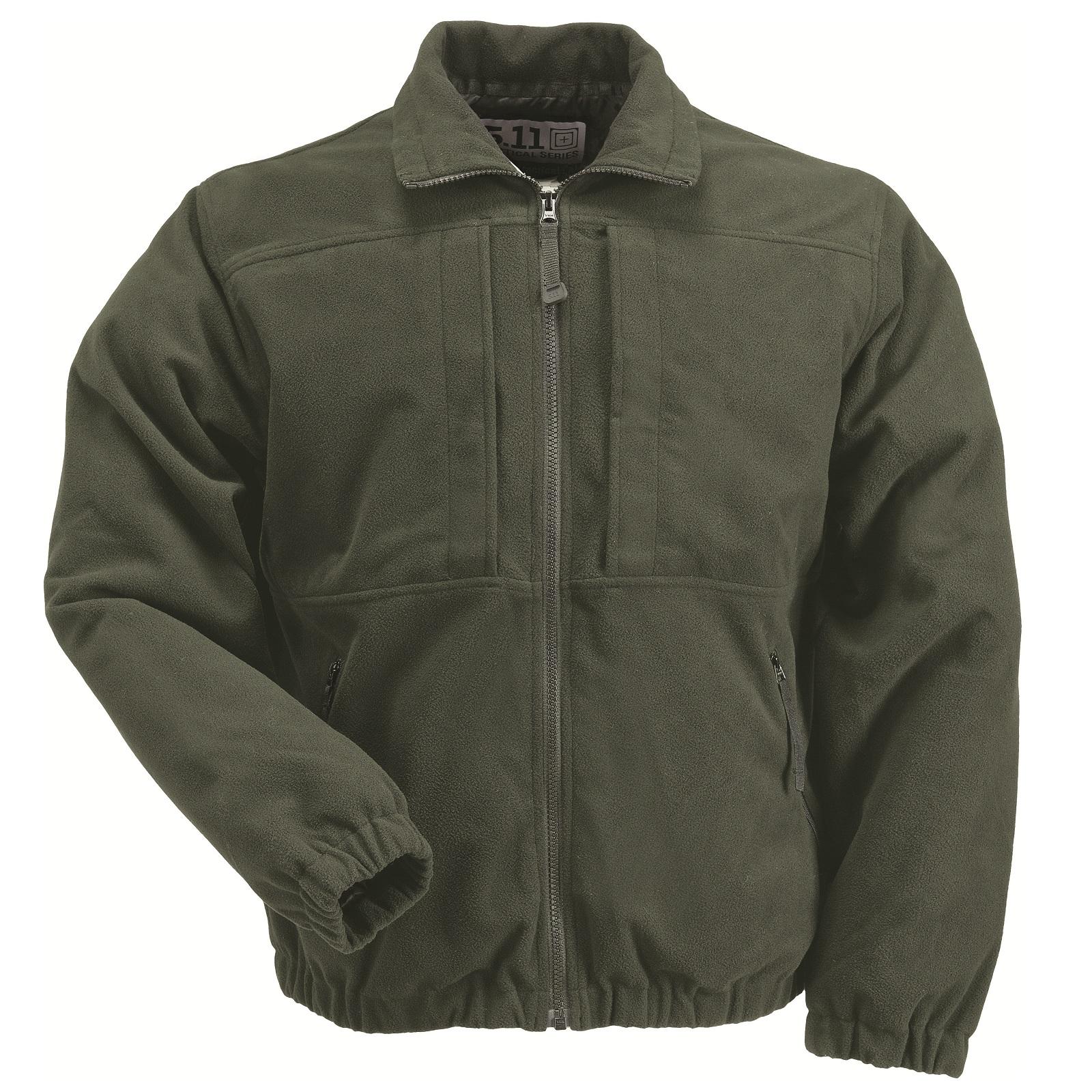 5-11-Tactical-Covert-Fleece-Jacket-Wind-Resistant-48111-Green-Moss