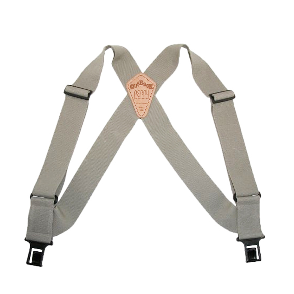 Perry-Outback-Comfort-Hook-On-Suspender-All-Colors-Sizes-amp-Width-039-s