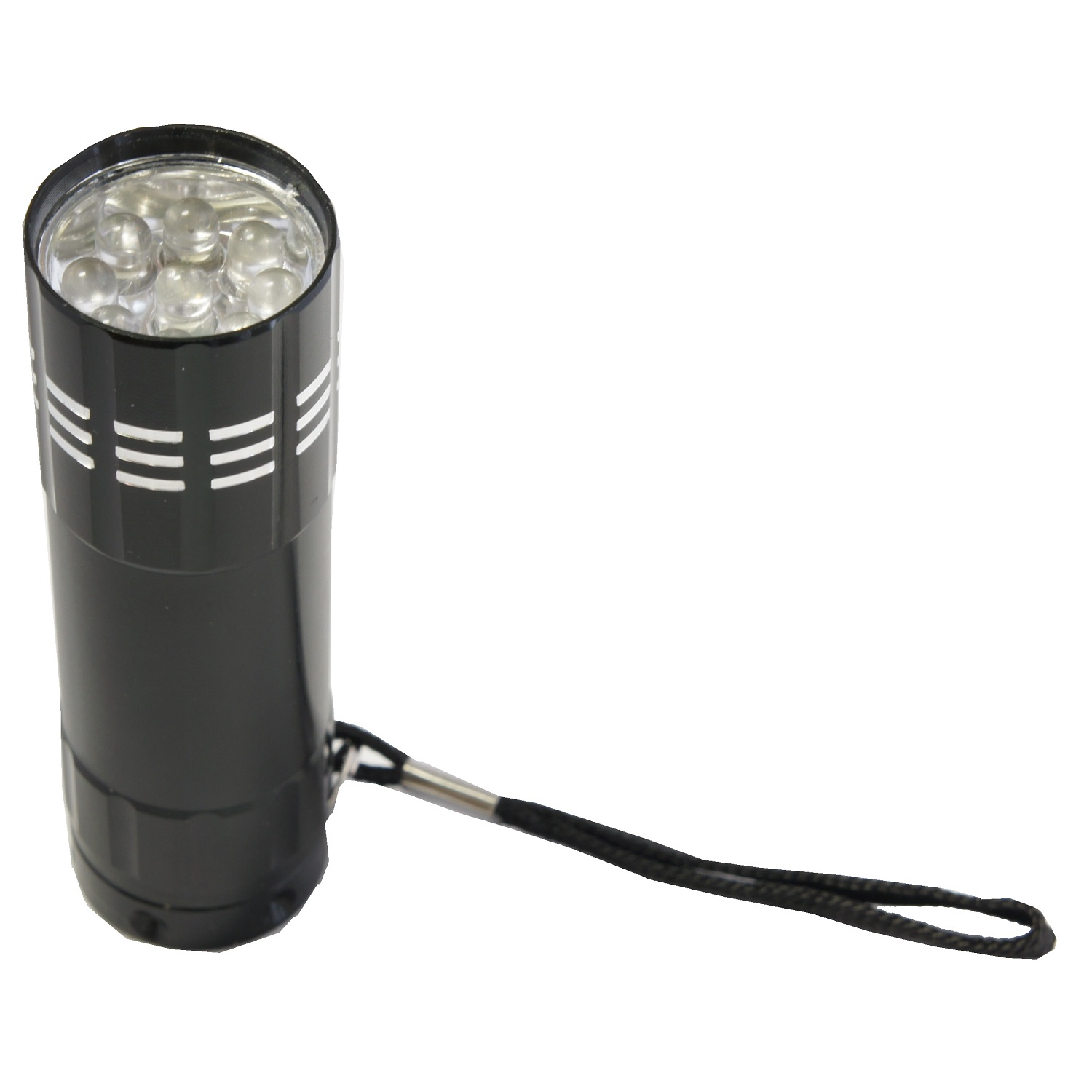 2-PACK-Dorcy-Outdoor-9-LED-Aluminum-Flashlight-Combo-With-Batteries