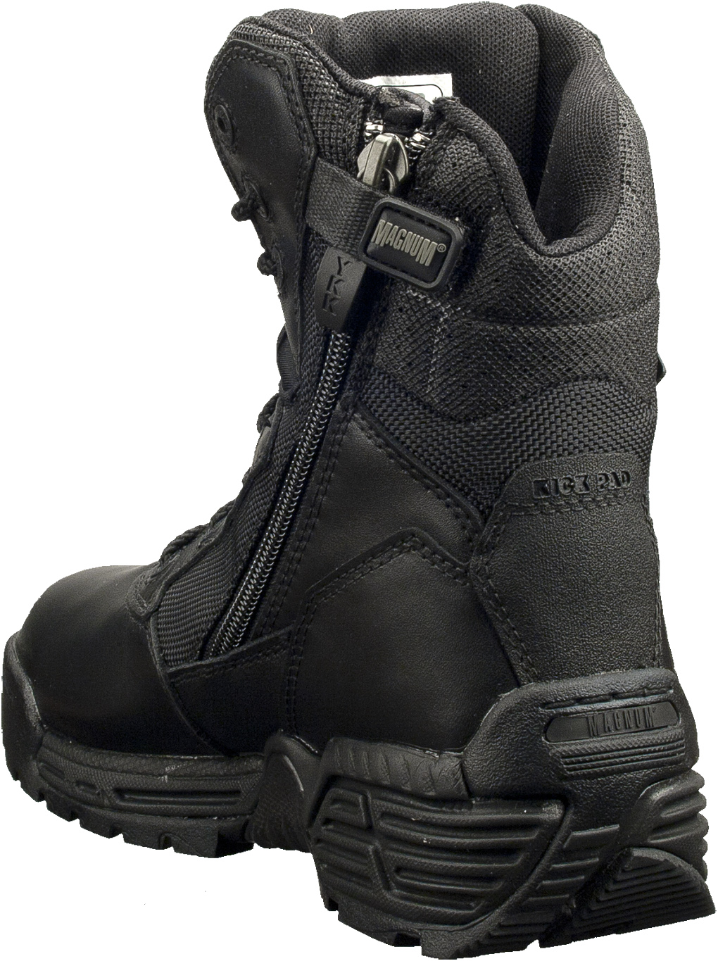 "Magnum Womens 8"" STEALTH FORCE 8.0 SZ WPI Black Police Army ..."