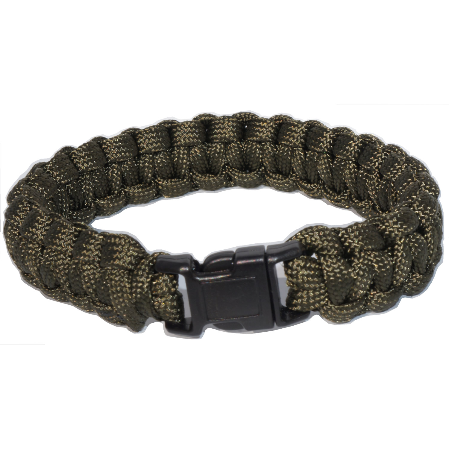 Every Day Carry 6 Ft Tactical Survival Paracord Bracelet
