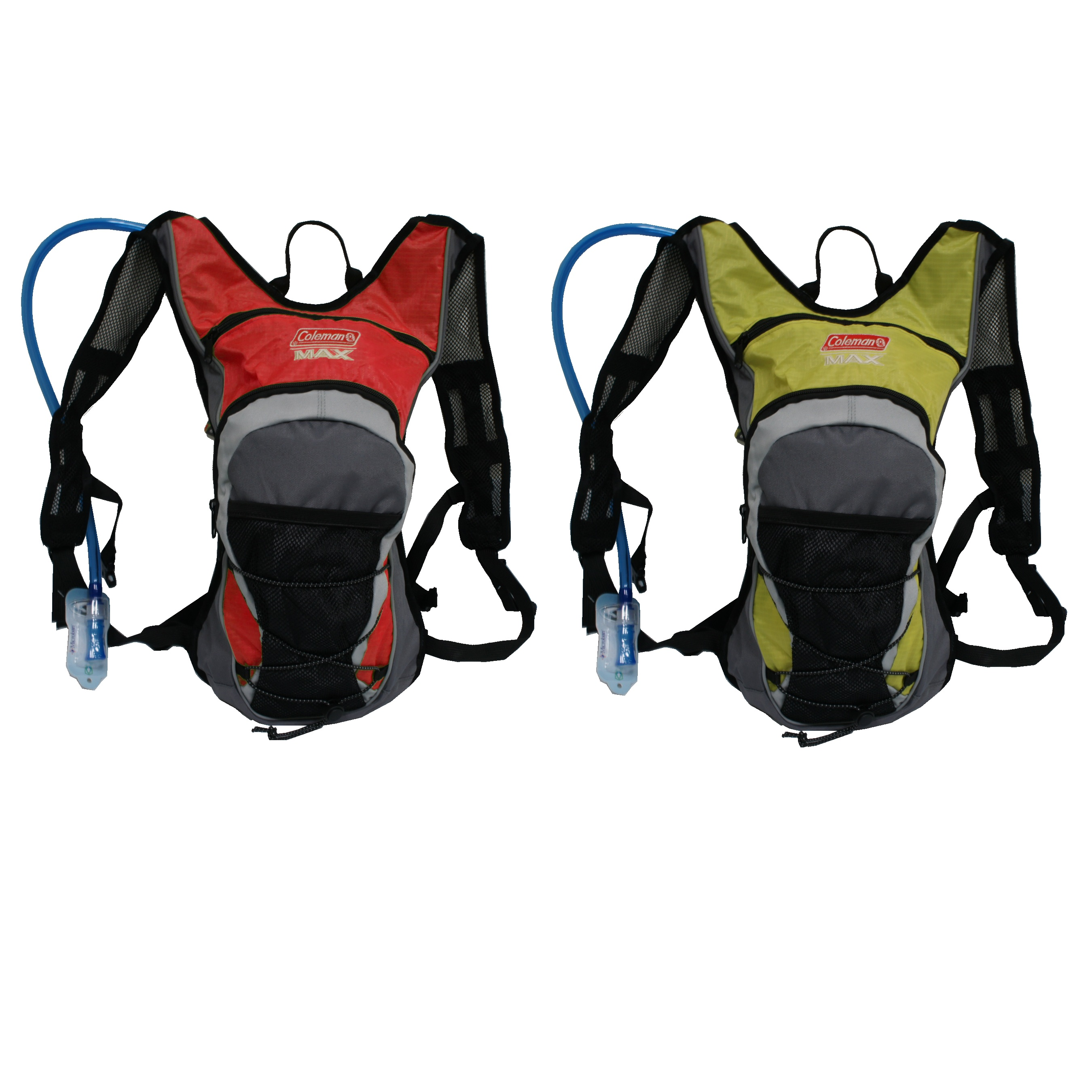 Coleman Max 8-Liter Lightweight Hydration Backpack with 2L ...