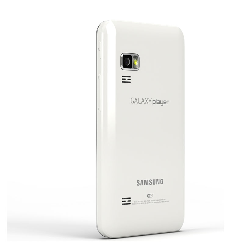 Samsung Galaxy Player 5 8GB  Player w Android OS Dual Cameras Wi