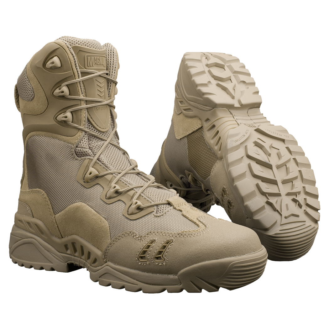 Magnum Spider 8.1 HPI Tactical Police & Military Boots ...