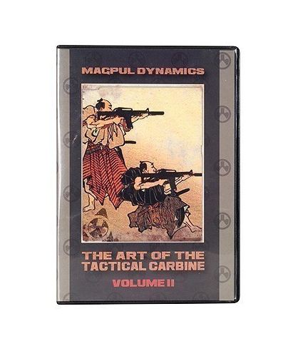 Magpul Art of the Tactical Carbine DVD 4 Disc Set Volume 2 2ND Edition DYN022 at Sears.com
