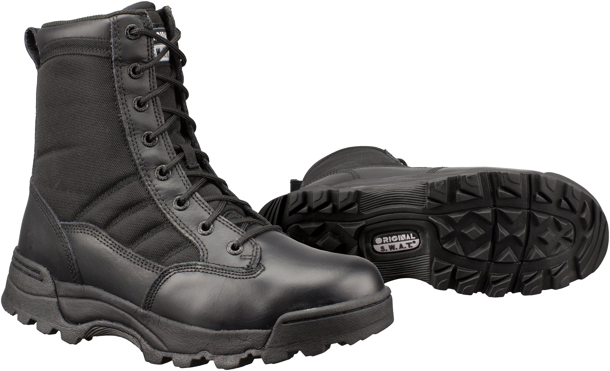 "Original Swat Men's Classic 9"" Tactical Police Military ..."
